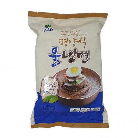 CHUNGSU  CHOUNGWOORIM Kaltnudeln mit Suppenbasis (2 Portionen) 990g 1
