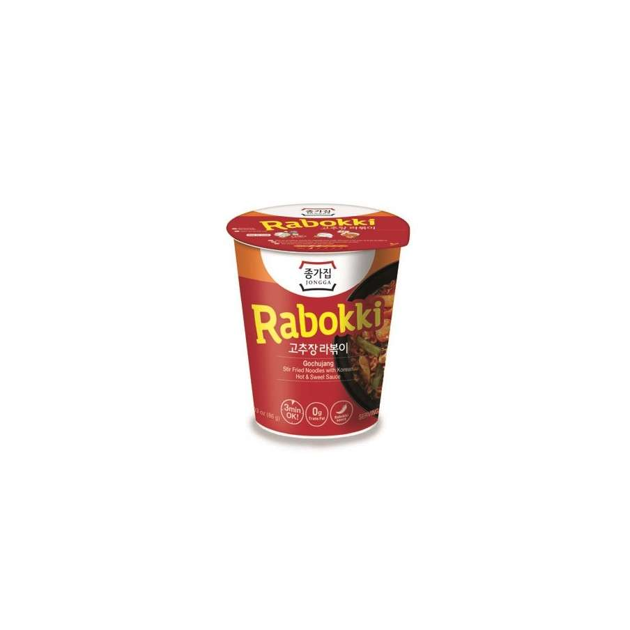 Red peper paste Rabokki 86g 1