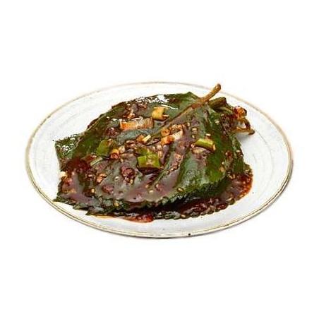 HANSUNG HANSUNG (RF) (K-FOOD)Seasoned sesame leaves 200g 1