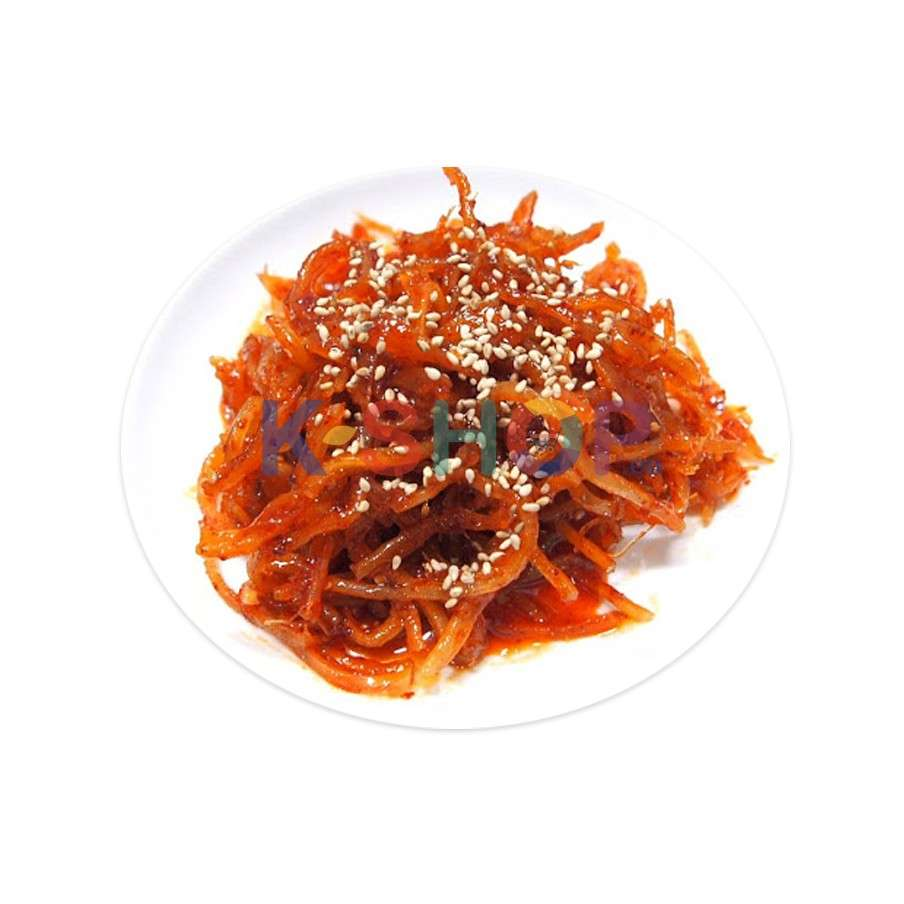 HANSUNG HANSUNG (RF) (K-FOOD) Seasoning squid on strips 200g 1