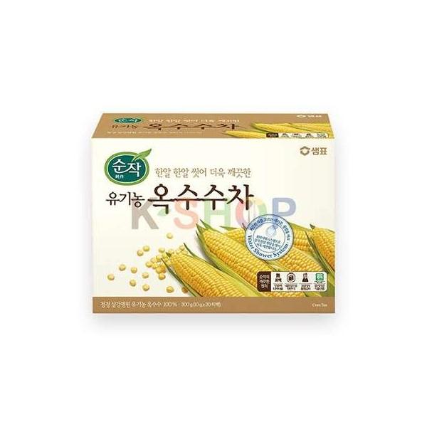 SEMPIO SEMPIO SEMPIO Mais Tea in Pouch 10g x 30 1