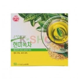 OTTOGI OTTOGI OTTOGI Green Tea with Brown Rice Genmaiteein Pouch 1.5g x 50 1