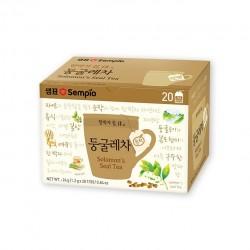 SEMPIO SEMPIO 샘표 둥굴레차 24g  (1.2g x 20) 1