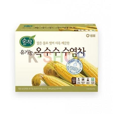 SEMPIO SEMPIO 샘표 유기농 옥수수 *수염차 300g (10g x 30) 1