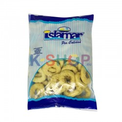 PANASIA (FR) SEASTORY Battered Squid Rings IQF 1kg 1